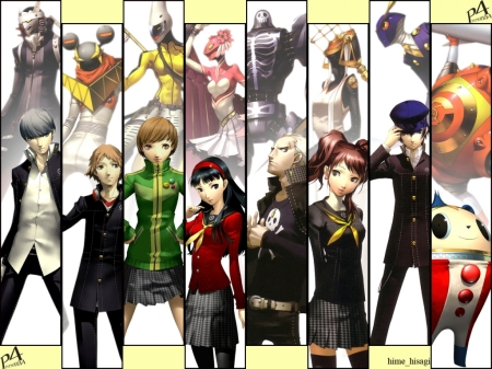 Persona 4 Action Replay Max Cheat Codes | LX-Schiffer Corp